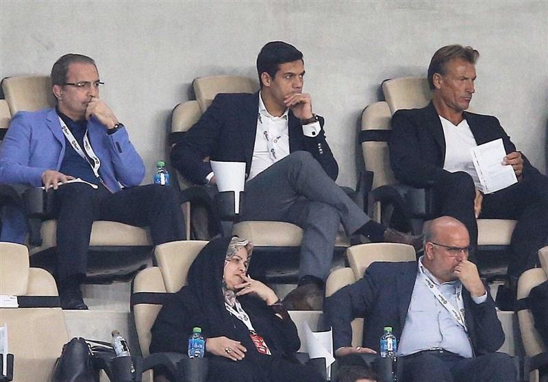 واکنش اِروی رنار به مذاکره با فدراسیون فوتبال ایران