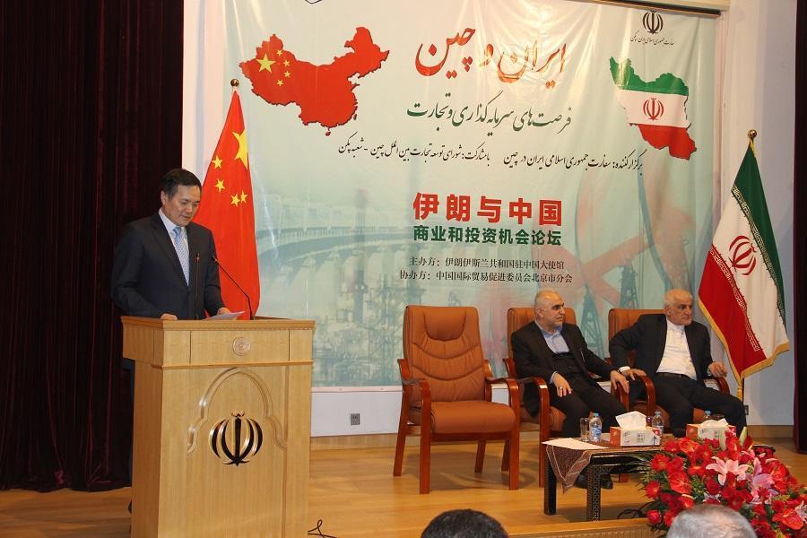 بازار چین به کالاهای ایرانی احتیاج دارد