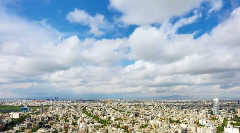 هوای شهرهای بزرگ پاک و قابل قبول است