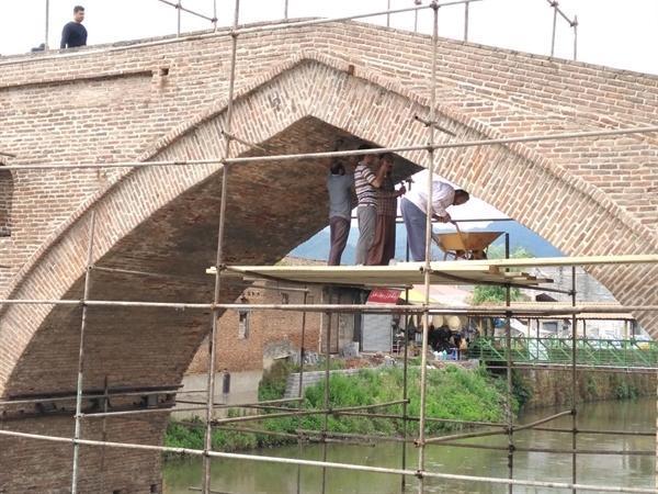 65 بنای تاریخی استان گیلان در سال 97 مرمت شد