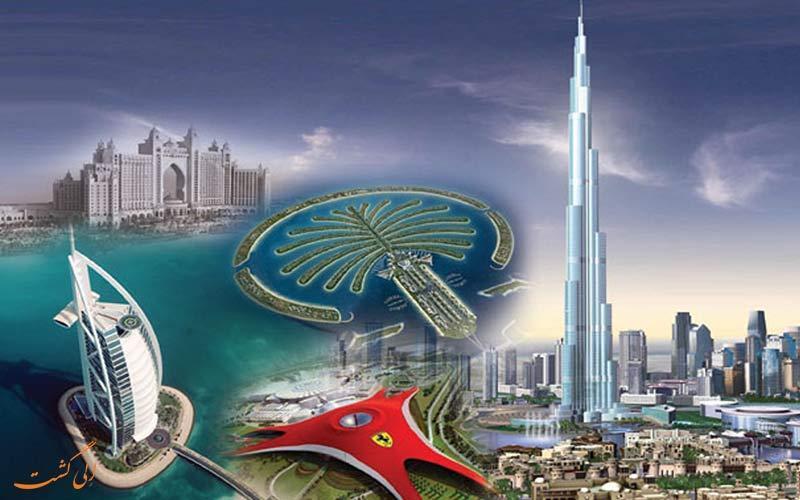 بهترین شهرهای امارات برای سفر کدامند؟