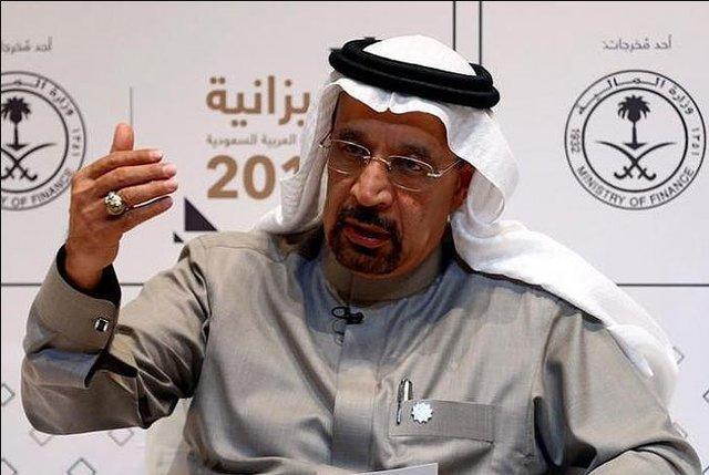خشم بن سلمان، وزیر نفت را سوزاند