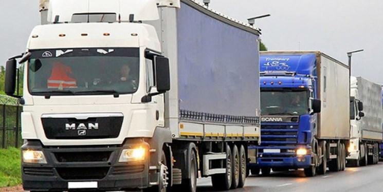 مجوز بارگیری کامیون های ازبکستان در بنادر ترکیه صادر شد