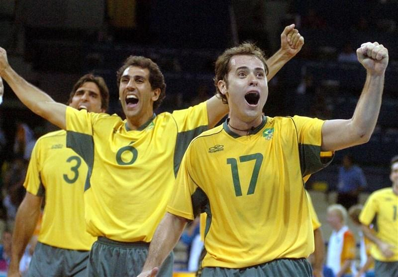 بازگشت پاسور بازنشسته والیبال برزیل به میادین