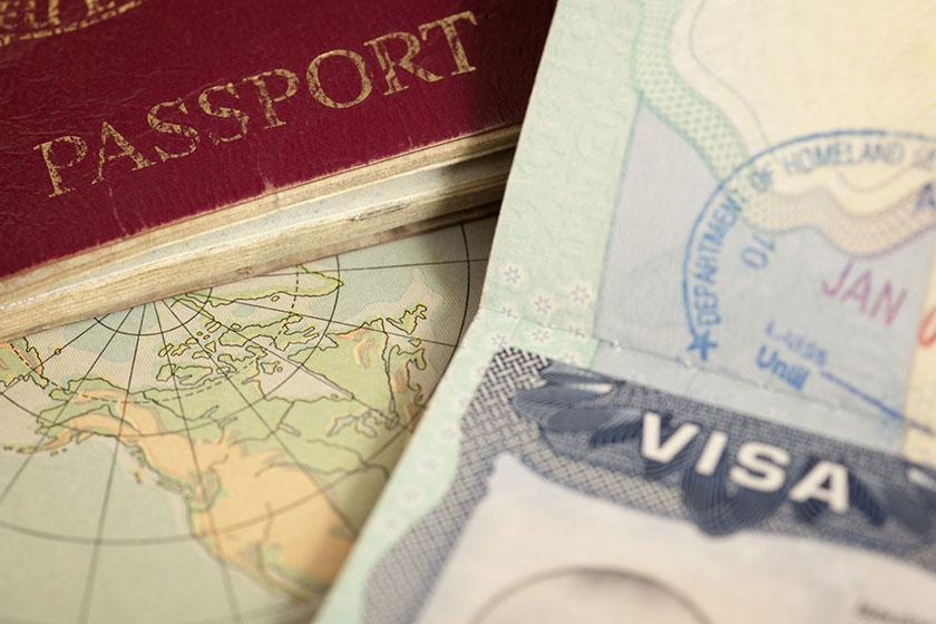دریافت ویزای سه ماهه توسط گردشگران چینی در فرودگاه های ایران