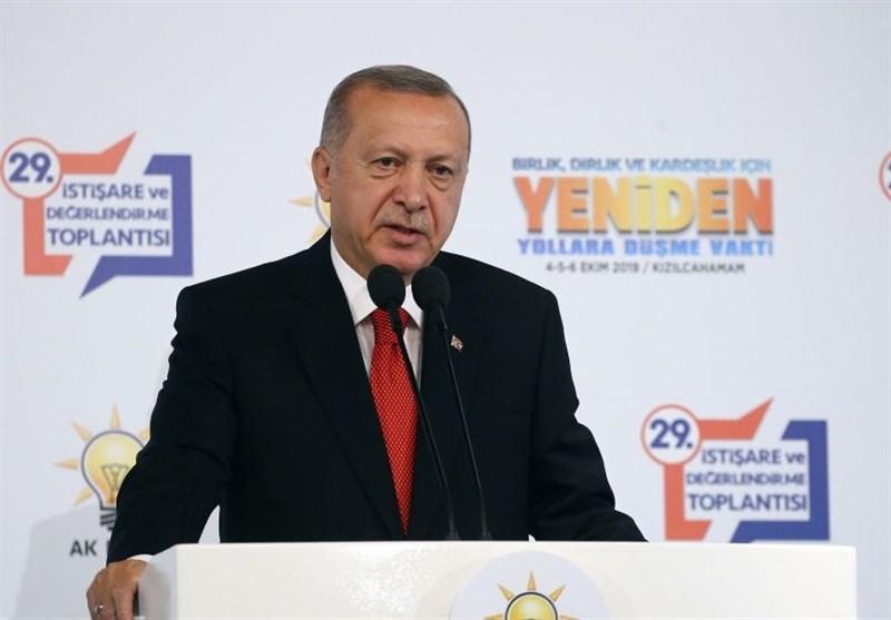 اردوغان: سه شنبه با پوتین دیدار می کنم، نیروهایمان منطقه امن را ترک نخواهند کرد