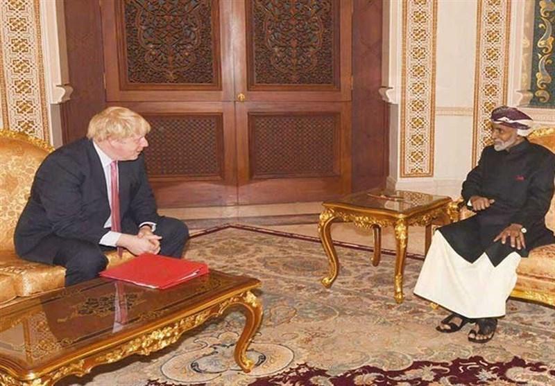 وزیر خارجه انگلیس در مسقط و عربستان به دنبال چیست؟