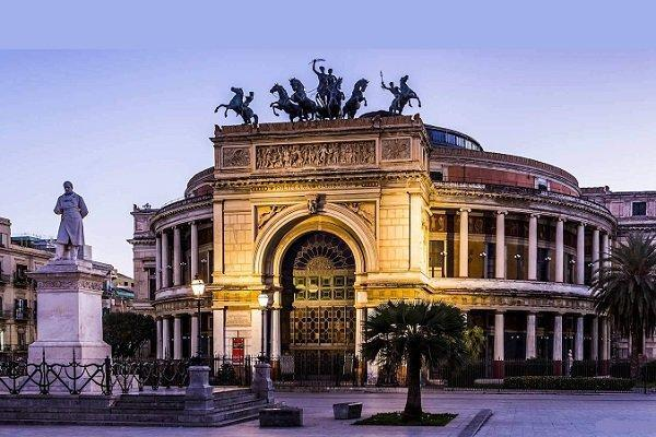 پالرمو پایتخت فرهنگی ایتالیا در سال 2018 شد