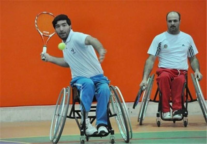 آذربایجان شرقی قهرمان مسابقات قهرمانی کشور تنیس با ویلچر شد