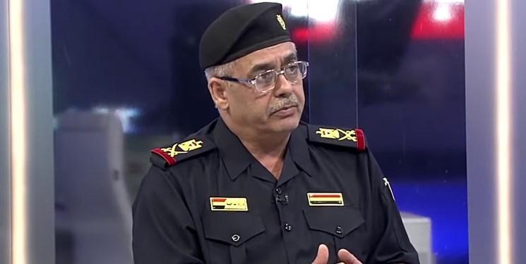 توضیح عراق درباره دستگیری عناصر نفوذی مسلح