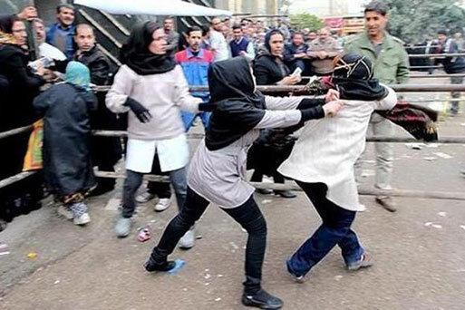 افزایش نزاع های خیابانی در کشور ، نزاع های زنانه هم زیاد شدند