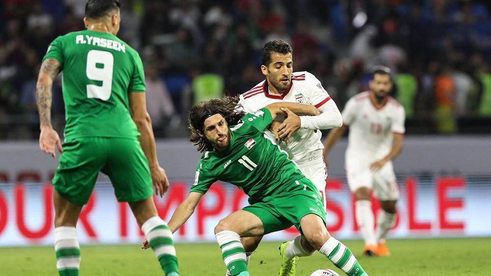 نگرانی عراقی ها برای تغییر محل بازی با تیم های ملی فوتبال ایران و بحرین