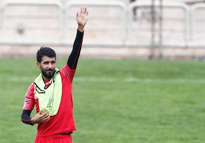 رسن: اگر پرسپولیس پولم را ندهد، قراردادم فسخ می شود، هواداران در بازی با ایران از هر حرکت منفی دوری کنند