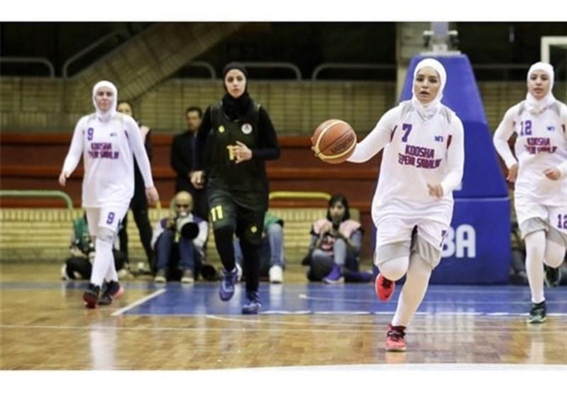لیگ برتر بسکتبال بانوان، رقابت سرمربیان تیم های ملی در گرگان و آبادان
