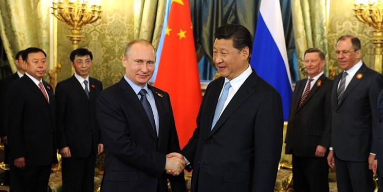 پکن: مشارکت استراتژیکمان با روسیه، به سطحی عالی رسیده است