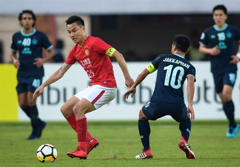 لیگ قهرمانان آسیا، پیروزی بوریرام تایلند برابر حریف کره ای