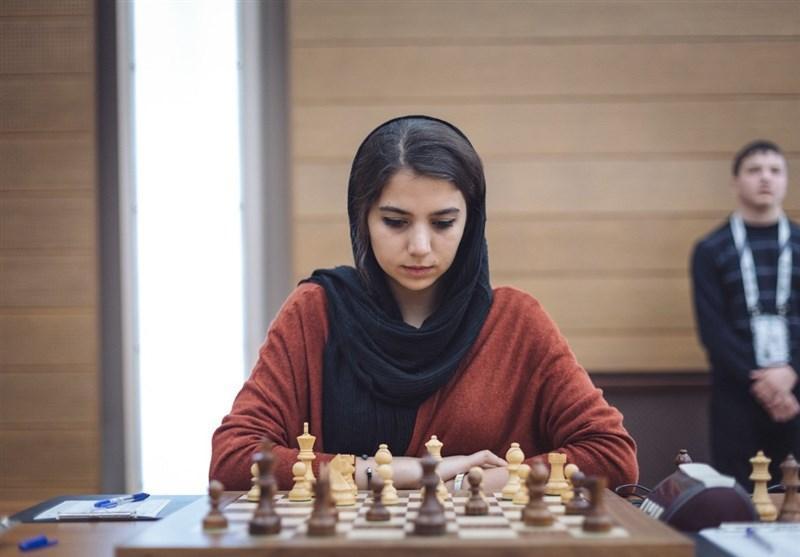 خادم الشریعه نایب قهرمان شطرنج برق آسای آسیا شد