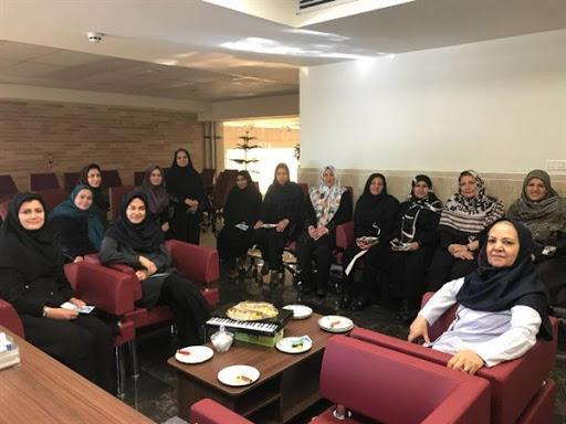 مراسم بازدید نوروزی دانشگاه الزهرا (س) به تعویق افتاد ، برگزاری جشن عیدانه همراه با جشن سلامتی