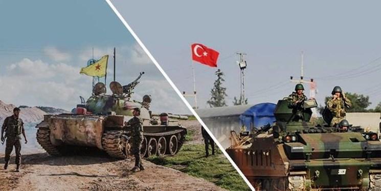 تبادل اسرا میان ترکیه و نیروهای قسد در سوریه