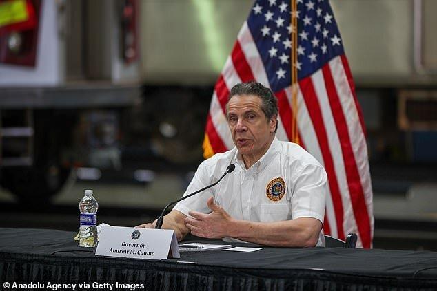 محبوبیت فرماندار نیویورک در گیر و دار کرونا