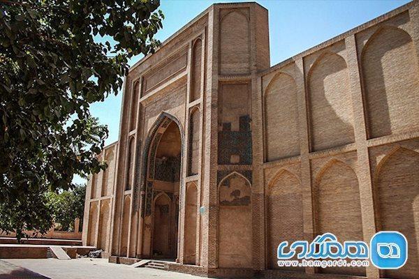تاکید دادستان بر حفظ حریم مسجد جامع تاریخی ورامین