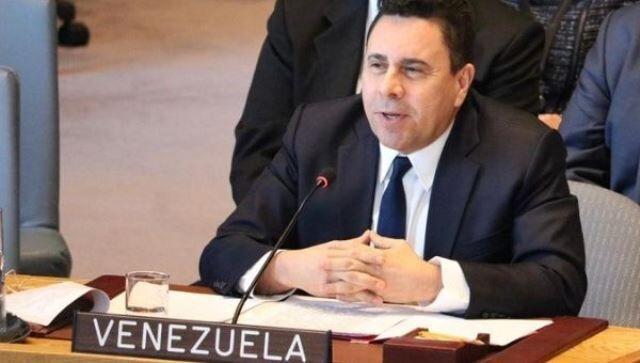 خبرنگاران ونزوئلا: تحریم های آمریکا مانع پرداخت حق عضویت به سازمان ملل است