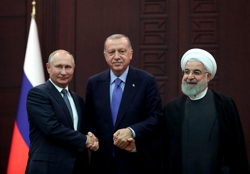 کرملین: روحانی، پوتین و اردوغان فردا نشست سه جانبه مجازی خواهند داشت