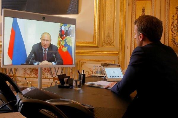 پوتین و ماکرون خواهان توقف فوری درگیریها در قره باغ شدند
