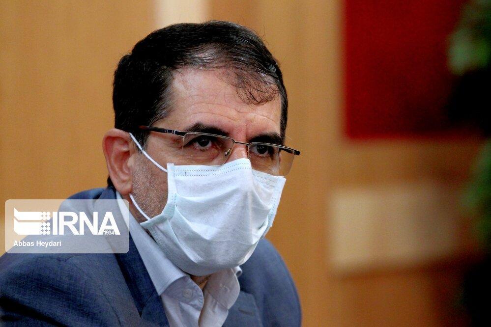 خبرنگاران معاون استاندار بوشهر: دوران کرونا فصل درخشان ایثار و مجاهدت پزشکان است