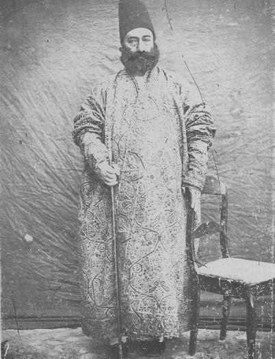 امیرکبیر و گوشمالی سفیر فرانسه