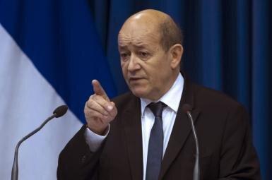لودریان: انفجار لبنان نباید بهانه ای برای اجتناب از تغییر باشد