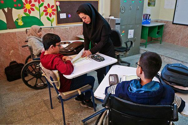 کمبود فضاهای توانبخشی در مدارس استثنایی