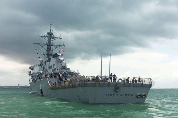چین به ماجراجویی دریایی آمریکا واکنش نشان داد