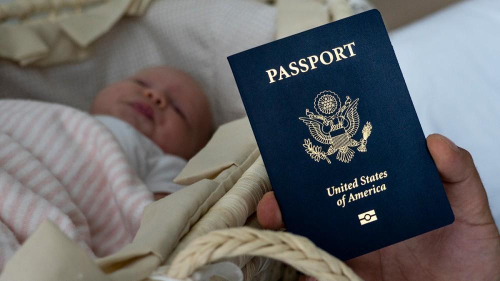 مهاجرت کانادا به وسیله تولد فرزند