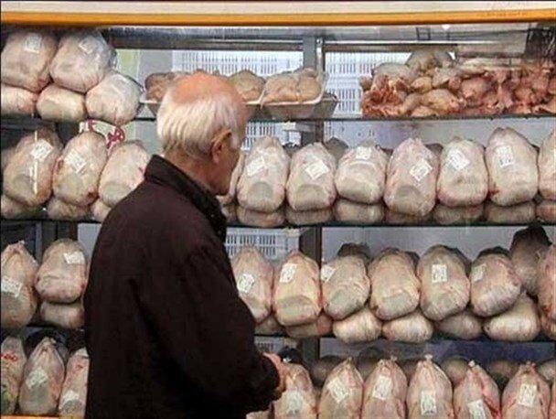دلایل بال در آوردن قیمت مرغ در کرمان!