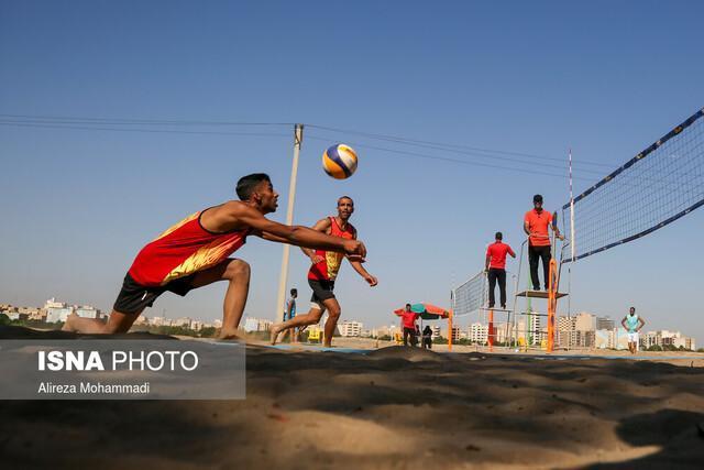 سفیر اهواز، قهرمان مسابقات والیبال ساحلی خوزستان