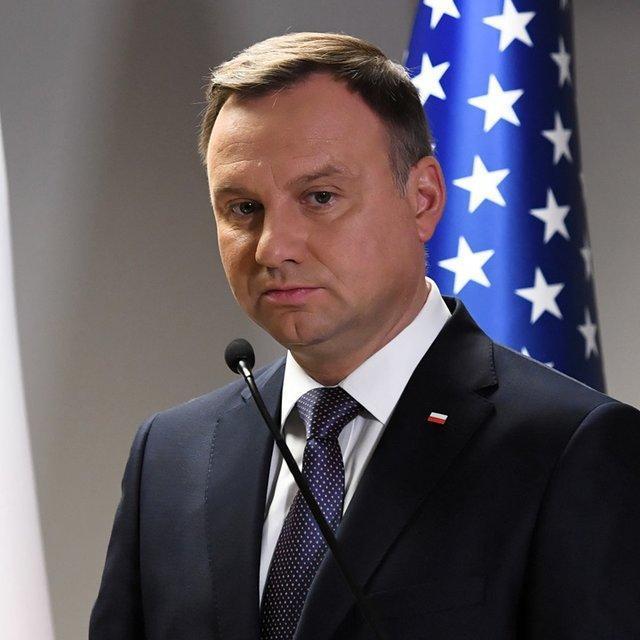 رئیس جمهور لهستان به کووید 19 مبتلا شد