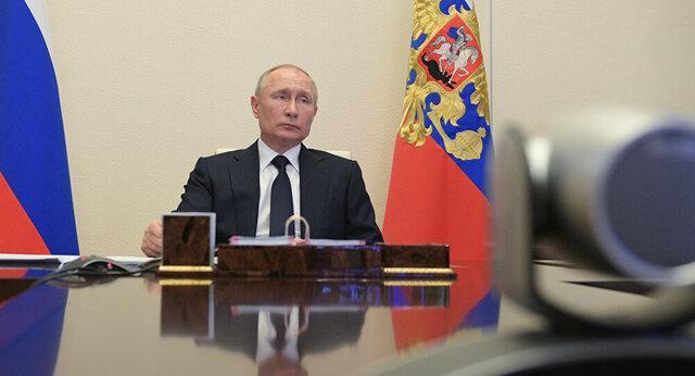پوتین دستور برکناری 3 وزیر کابینه را داد