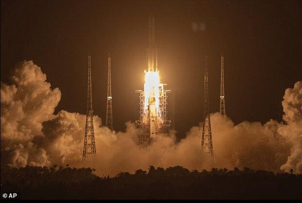 چین عملیات نمونه برداری از ماه را شروع کرد