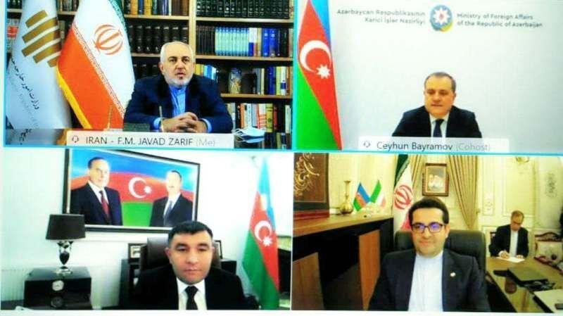 خبرنگاران تهران و باکو بر توسعه روابط دو جانبه تاکید کردند