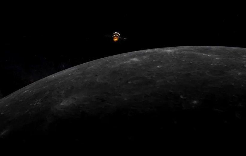 کاوشگر چانگ ای 5 چین با موفقیت وارد مدار ماه شد