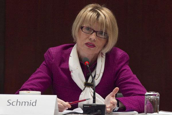 هلگا اشمید دبیرکل سازمان امنیت و همکاری اروپا شد