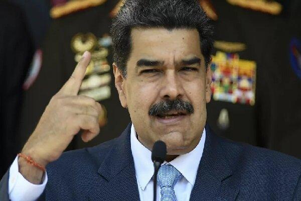 مادورو از خنثی سازی طرح ترورش اطلاع داد