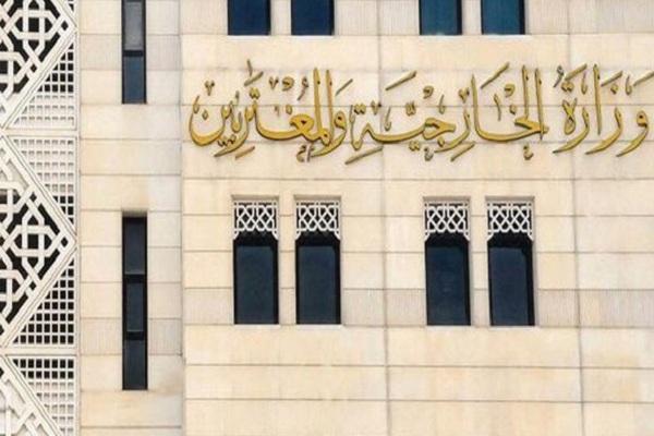 دمشق در ارتباط با جنایت ترکیه به سازمان ملل دو پیغام ارسال کرد