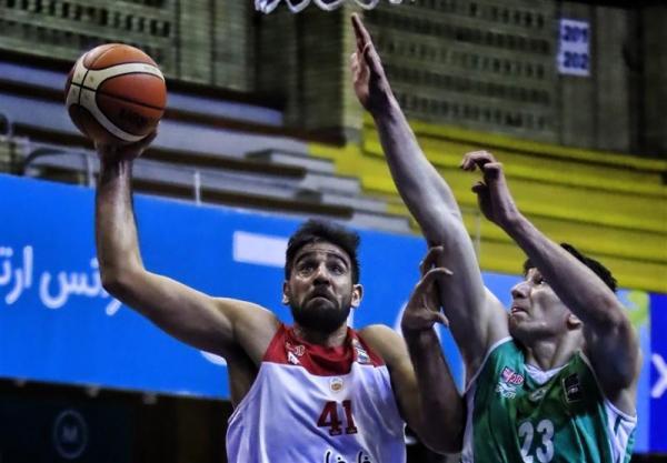 لیگ برتر بسکتبال، سومین پیروزی متوالی شیمیدر