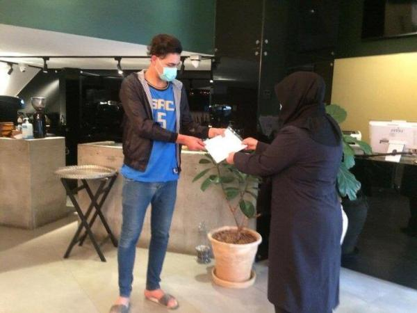 مشارکت رستوران های شمال تهران در ارایه منوی خط بریل به نابینایان