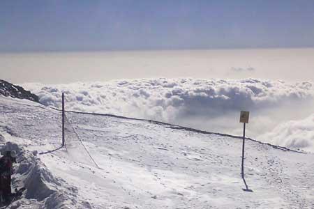 علت فوت دو کوهنورد در کلکچال سقوط است نه بهمن