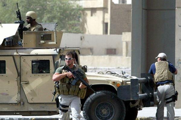 عراق از جنایتکاران بلک واتر در محاکم بین المللی شکایت می نماید