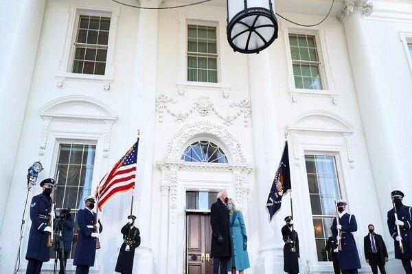بایدن به کاخ سفید رسید، معرفی وزیر خارجه موقت