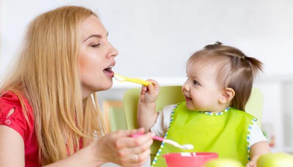 راهنمای جامع تغذیه کودک یک ساله